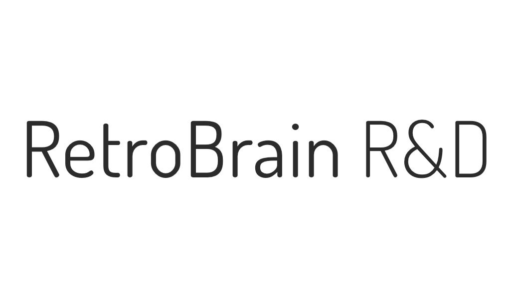 Logo RetroBrain