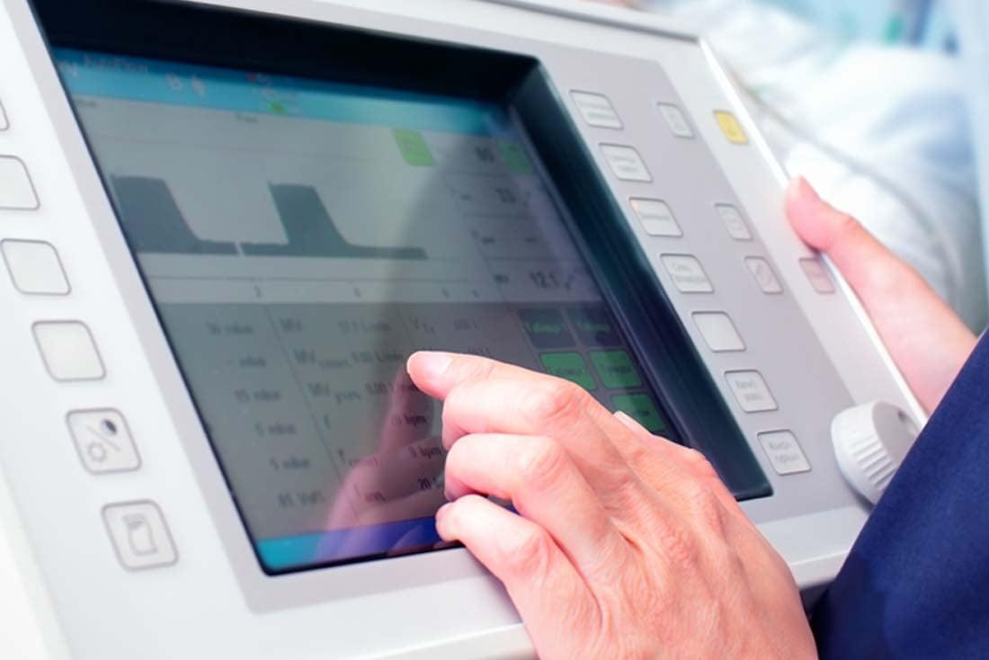 digitales pflegebett