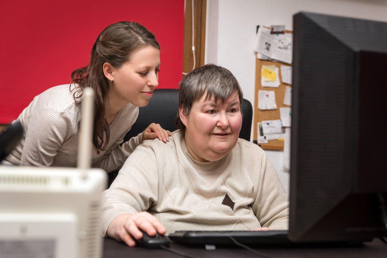 myneva.carecenter Behindertenhilfe