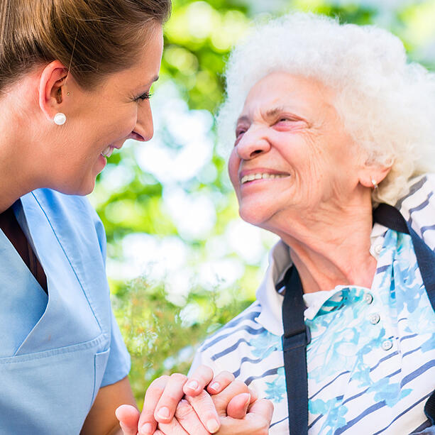 Bereiche Altenhilfe